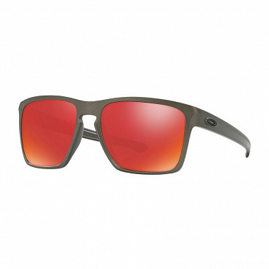 Очки Oakley Sliver XL Metals Collection (Линза: Torch Iridium)