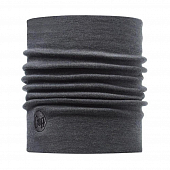 Бандана Buff Heavyweight Merino Wool, solid grey