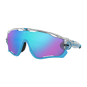 Очки Oakley Jawbreaker Crystal Pop (Линза: Prizm Sapphire)