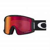 Маска Oakley Line Miner XL (Линза: Prizm Snow Torch Iridium), matte black