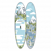 Сап Борд (Sup Board) Gladiator Art (Forest) 10'6""