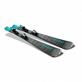 Горные лыжи Elan Wms Element Light Shift & ELW 9.0, black/blue