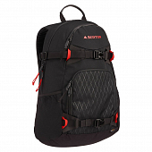 Рюкзак Burton Riders Pack 25L, black cordura
