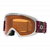 Маска Oakley O Frame 2.0 Pro XL (Линзы: Persimmon & Dark Grey), red