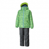 Комбинезон Phenix Youth Boy Lettering Two-Piece, yellowgreen