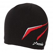 Шапка Phenix Refraction Watch Cap, black red