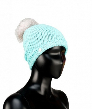 Шапка Spyder Youth Girl'S Icicle Hat, chill