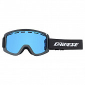 Маска Dainese Frequency Goggles, black/blue-steel
