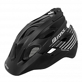 Велошлем Force Raptor MTB, black/white