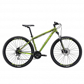 Велосипед Silverback Stride Comp 29, green/lime