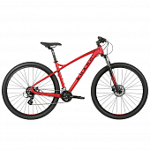 Велосипед Haro Double Peak 29 Sport, matt red