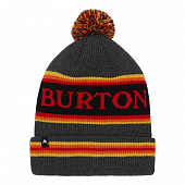 Шапка Burton Trope, true black heather