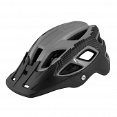 Велошлем Force Aves MTB, grey/black