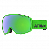 Маска Atomic Count Stereo, green