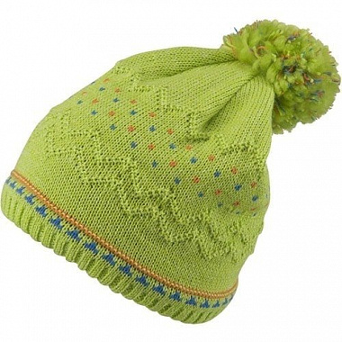Шапка Phenix Wms Moonlight Knit Hat, yellowgreen