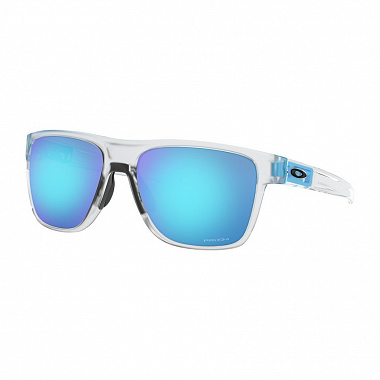 Очки Oakley Crossrange XL Crystal Pop (Линза: Prizm Sapphire)