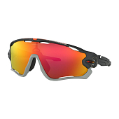 Очки Oakley Jawbreaker Aero Flight Collection (Линза: Prizm Ruby)