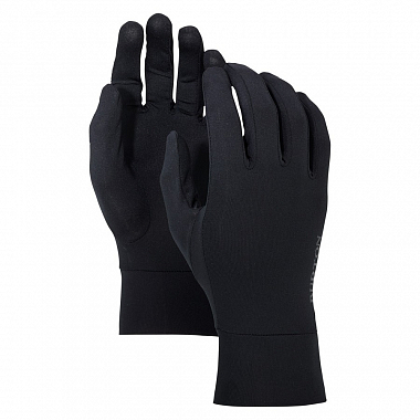 Перчатки Burton Touch Screen Liner, true black