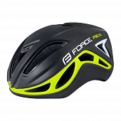 Велошлем Force Rex, black/fluo