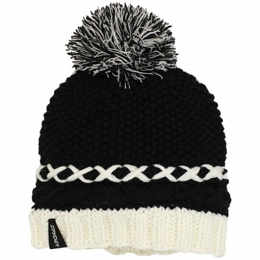 Шапка Spyder Wms Twisty Hand Knit Hat, black
