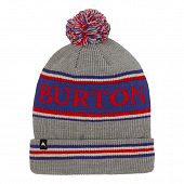 Шапка Burton Trope, gray heather