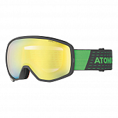 Маска Atomic Count Stereo, grey/green