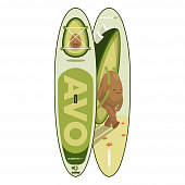Сап Борд (Sup Board) Gladiator Art (Avo) 10'6""