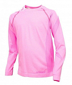 Майка термобелье Spyder Youth Girl'S Cheer L/S Top, bryte bubblegum