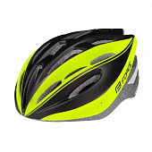 Велошлем Force Tery, black/fluo