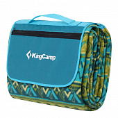 Плед для пикника King Camp Picnic Blanket, blue