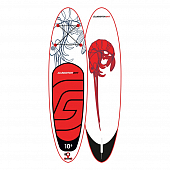 Сап Борд (Sup Board) Gladiator Art (Shrimp) 10'6""