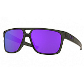 Очки Oakley Crossrange Patch (Линза: Violet Iridium)