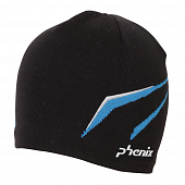 Шапка Phenix Refraction Watch Cap, black turquoise