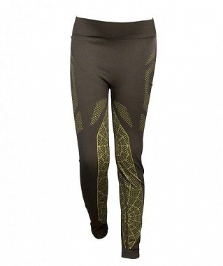 Кальсоны термобелье Spyder Youth Boy'S Racer Baselayer Pant, osetra/acid