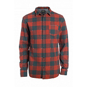 Рубашка Rip Curl Over And Over Shirt, ketchup
