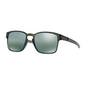 Очки Oakley Latch Square (Линза: Emerald Iridium)