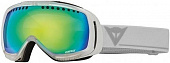 Маска Dainese Vision Air Goggles, white/ml green