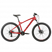 Велосипед Haro Double Peak 27.Five Sport, matt red