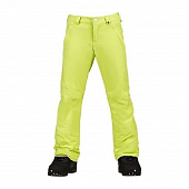 Брюки Burton Youth Girls Sweetart, limeade