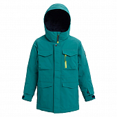 Куртка Burton Youth Boys Covert, green-blue slate/satellite