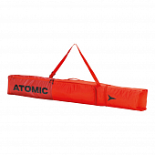 Чехол для лыж Atomic Ski Bag, bright red/dark red