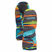 Варежки Burton Youth Toddler Mini, summit stripe