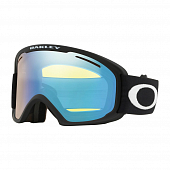 Маска Oakley O Frame 2.0 Pro XL (Линзы: High Intensity Yellow & Dark Grey), black