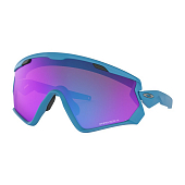 Очки Oakley Wind Jacket 2.0 (Линза: Prizm Sapphire)
