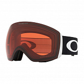 Маска Oakley Flight Deck XL (Линза: Prizm Snow Rose), matte black