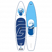 Сап Борд (Sup Board) Gladiator Art (Nature) 12'6""