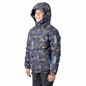 Куртка Rip Curl Youth Olly Grom Snow, steel grey