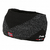 Бафа Phenix Norway Alpine Team Head Band, black